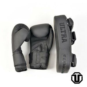 Ultra Fitness Gear Boxihg Glove Combo